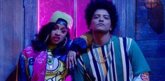 Bruno Mars e Cardi B - clipe