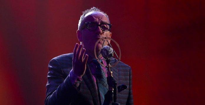 Elvis Costello na TV americana