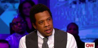 Jay-Z em entrevista para a CNN