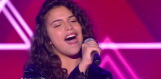 Jovem canta Asking Alexandria no The Voice Kids Brasil