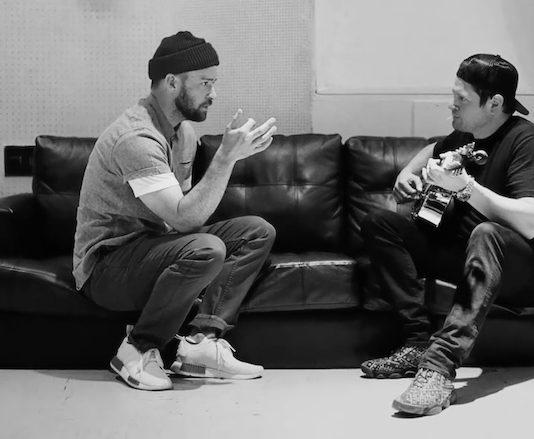 Justin Timberlake - album trailer