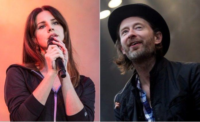 Lana Del Rey e Radiohead