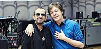Paul McCartney e Ringo Starr