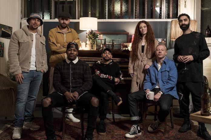 Rudimental com Jess Glyne, Macklemore e Dan Caplen - These Days
