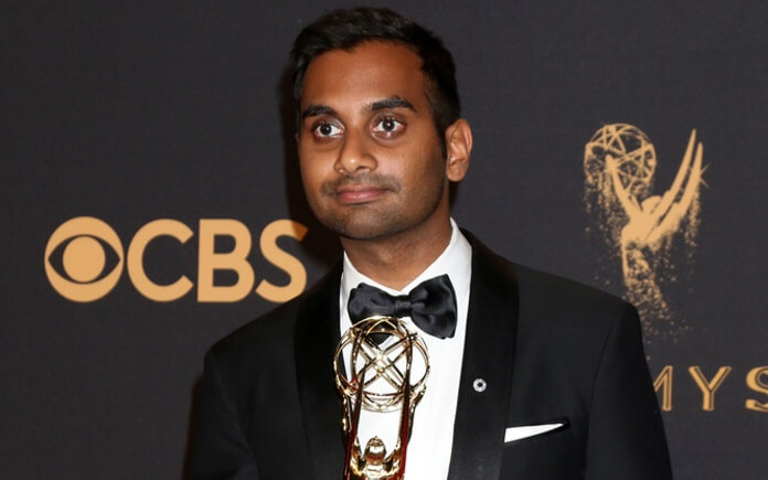 Aziz Ansari defende-se de acusações de abuso sexual