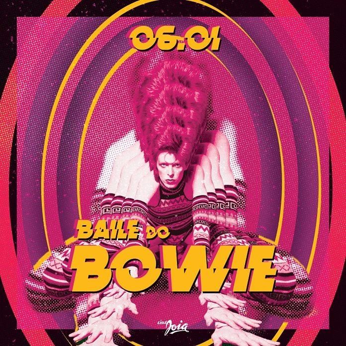 Festa em homenagem a David Bowie acontece em São Paulo neste sábado (6)