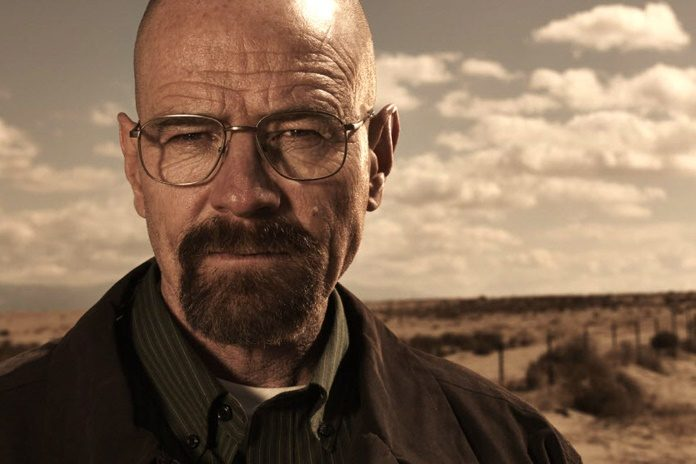 Bryan Cranston em Breaking Bad