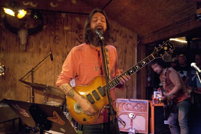 Chris Robinson, do The Black Crowes