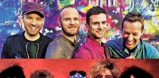 Coldplay e Guns N' Roses