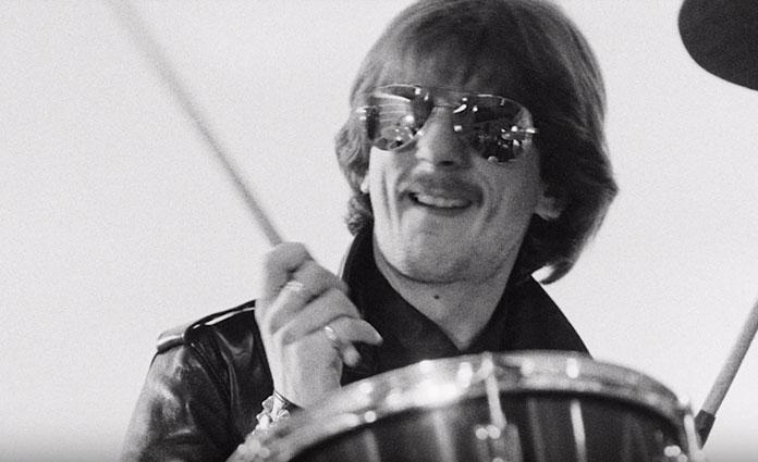 Resultado de imagem para Judas Priest: Morreu o baterista Dave Holland