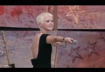 Dolores no Woodstock 1994