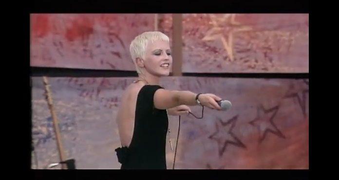Dolores no Woodstock 1994