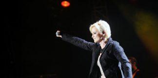 Dolores O Riordan, vocalista do The Cranberries