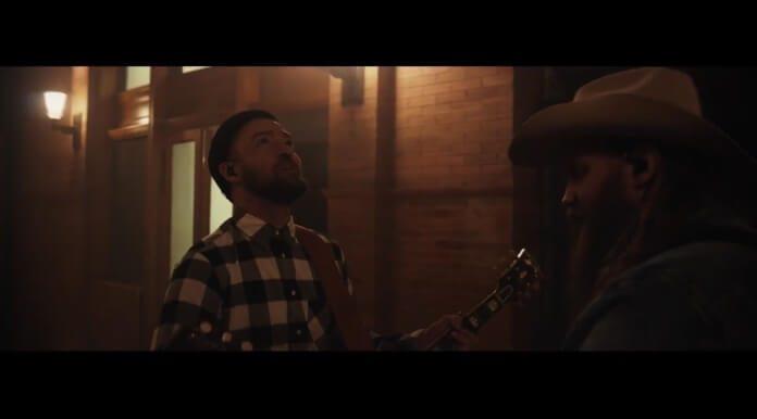 Justin Timberlake e Chris Stapleton