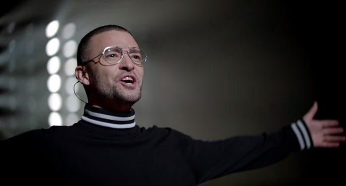 Justin Timberlake lança vídeo de