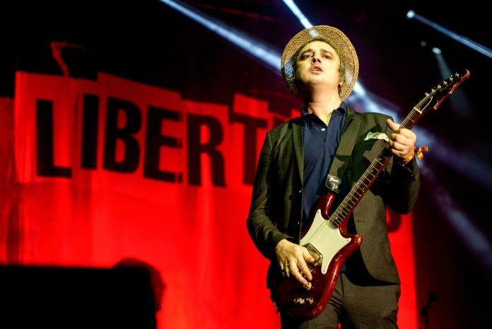 The Libertines no Lollapalooza 2015