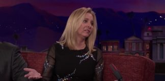Lisa Kudrow no Conan