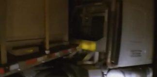 Machine Head se envolve em acidente