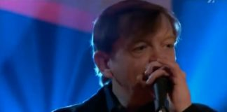 Mark E. Smith, do The Fall