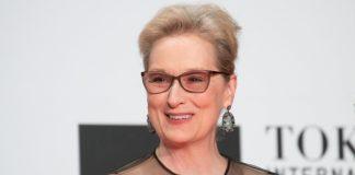 Meryl Streep em 2016
