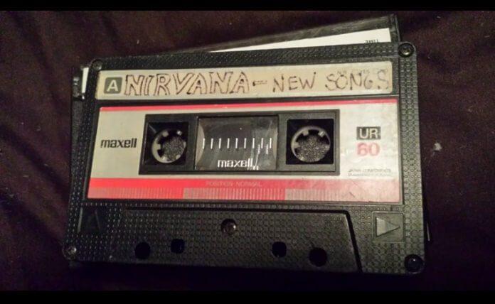 Fita demo do Nirvana