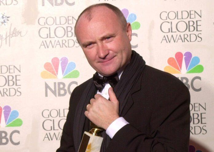 Phil Collins em 2000