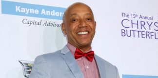 Russell Simmons em 2016