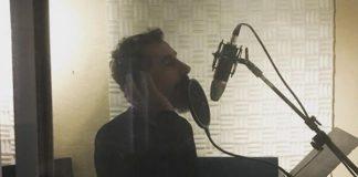 Serj Tankian em estúdio