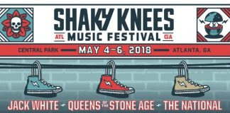 Shaky Knees 2018