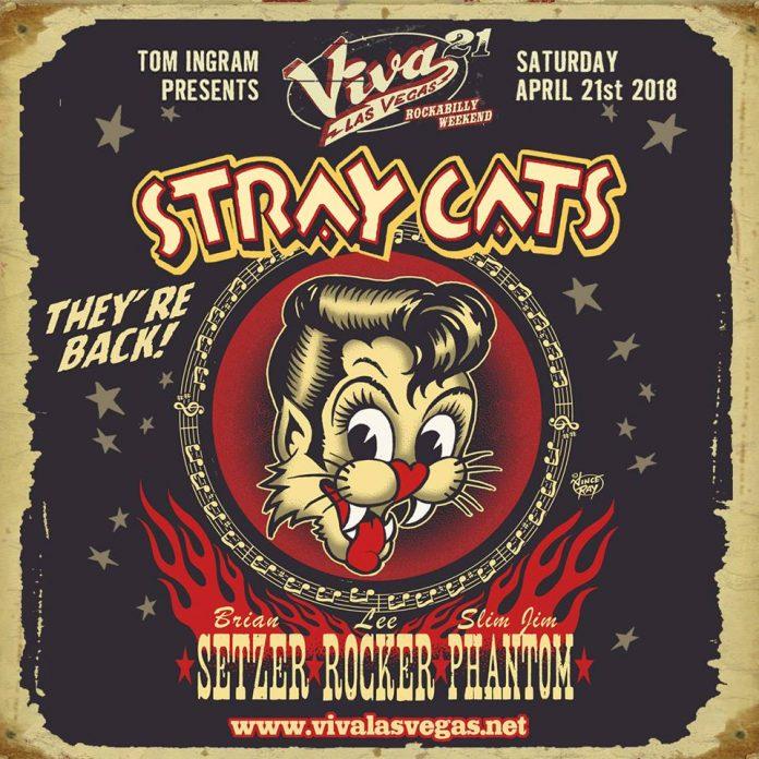 Depois de quase 10 anos, Stray Cats anuncia reunião