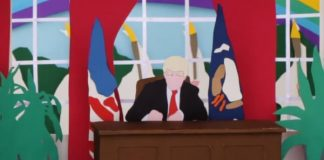 Donald Trump e a KKK no clipe do U2