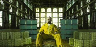 Walter White, de Breaking Bad