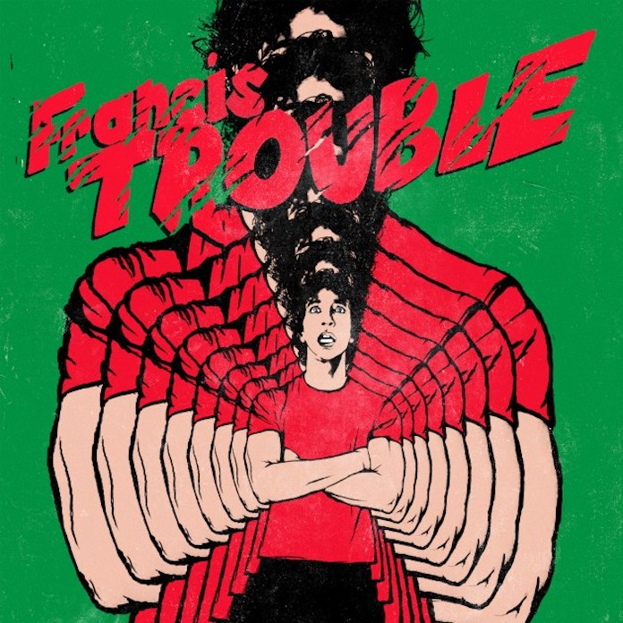 Albert Hammond Jr - Francis Trouble capa