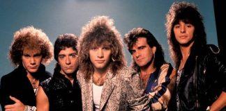 Bon Jovi - formação original