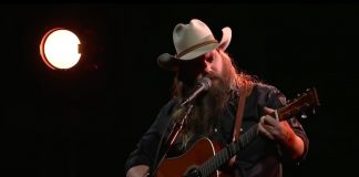 Chris Stapleton na TV americana