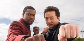 Chris Tucker e Jackie Chan - A Hora do Rush