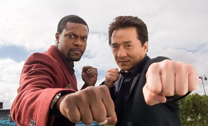 Chris Tucker e Jackie Chan - A Hora do Rush