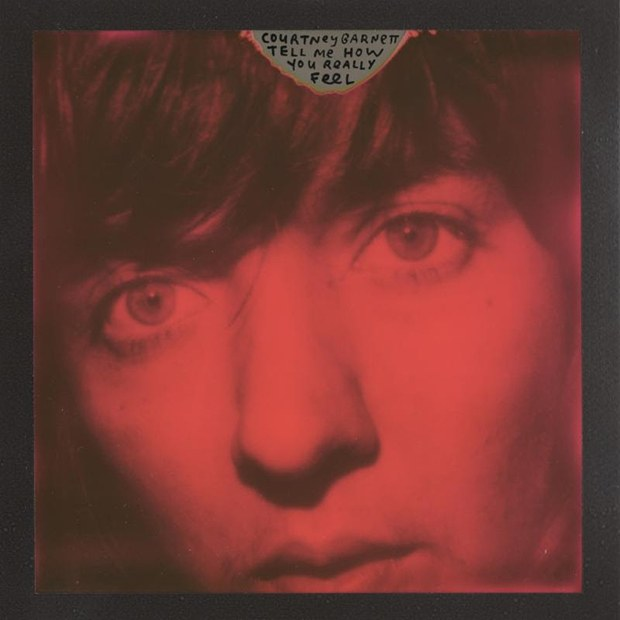 Courtney Barnett - Tell Me How You Really Feel capa