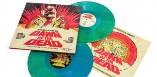 Trilha sonora do Despertar dos Mortos em vinil