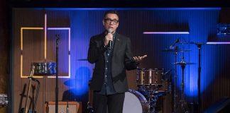 Fred Armisen - especial de bateria da Netflix