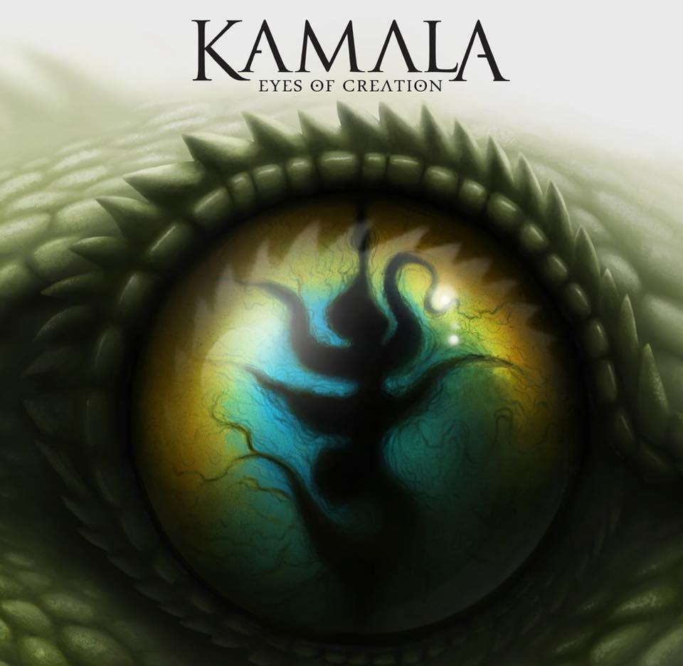 Eyes of Creation, novo álbum de Kamala