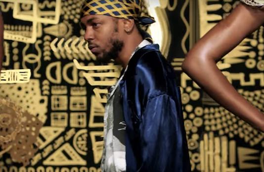 Kendrick Lamar - clipe All The Stars