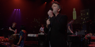 LCD Soundsystem no Austin City Limits
