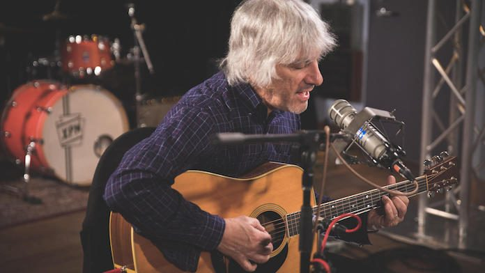 Lee Ranaldo no World Cafe