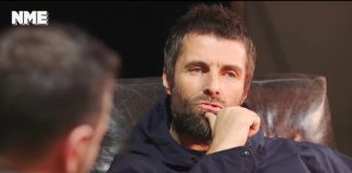Liam Gallagher - entrevista com a NME
