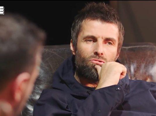 Liam Gallagher - entrevista com a NME