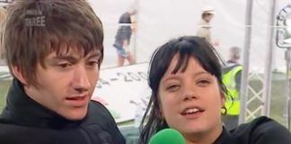 Lily Allen e Arctic Monkeys