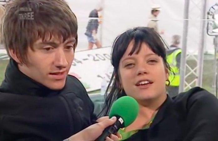 Lily Allen e Arctic Monkeys