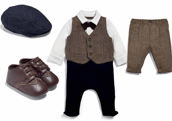 Peaky Blinders - roupas para bebês