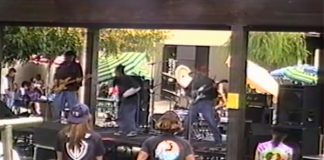 Rage Against the Machine - primeiro show, 1991